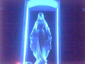 JADDICO, BRINDISI - Statua della Madonna