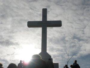 Croce sul monte kricevac, medjugorje