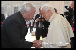 """Intervista a Padre Livio: """"per la Chiesa è il tempo della grande apostasia"""""""