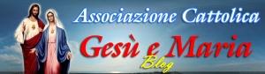 La testata del nuovo sito. E' curato dal Sacerdote Giulio Maria Scozzaro