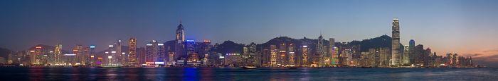 HK notte