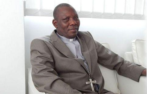 Monsignor Oliver Dashe Doeme