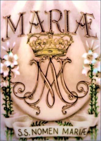 NOME DI MARIA