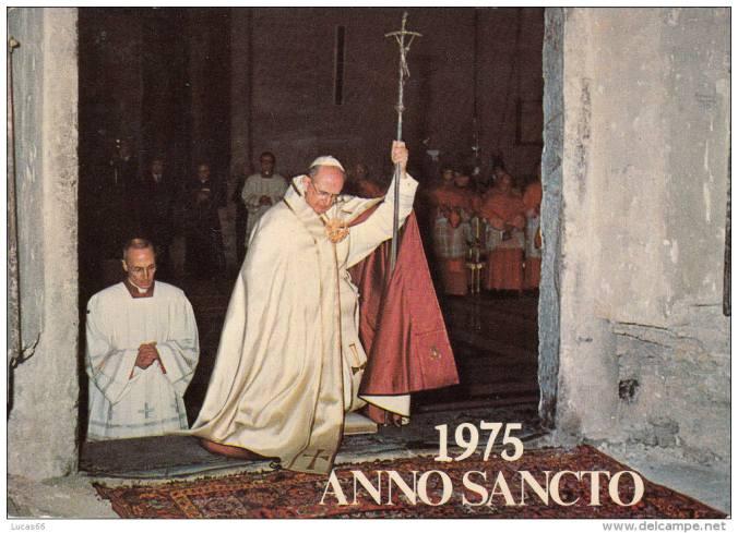 PAOLO VI PORTA SANTA 75