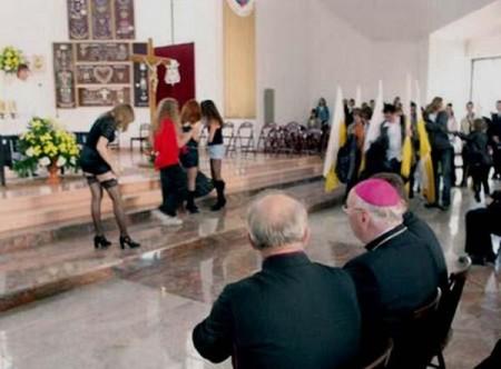 abusi liturgici