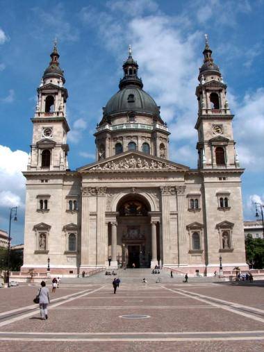 BUDAPEST - Cattedrale