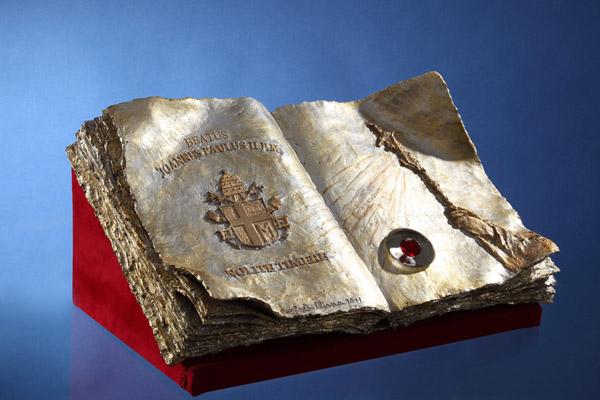 reliquiario libro GP2