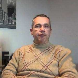 """GIANCARLO LOQUENZI  - Giornalista Rai, conduttore della trasmissione radiofonica """"Bianco e nero"""" di cui si parla in questo articolo"""