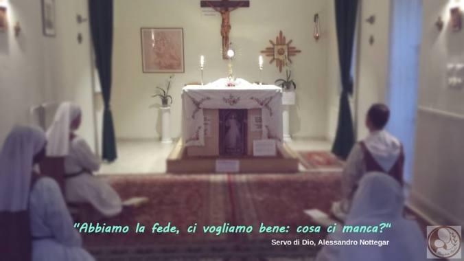 REGINA PACIS cappella