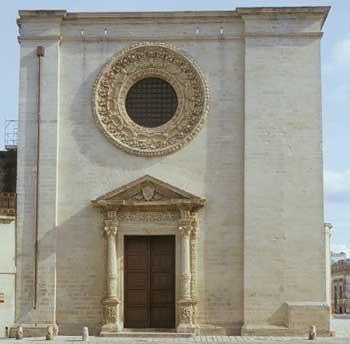 chiesa s. mICHELE - MINERVINO