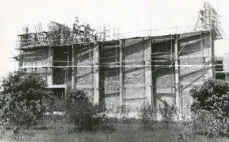 REGINA MUNDI in construzione