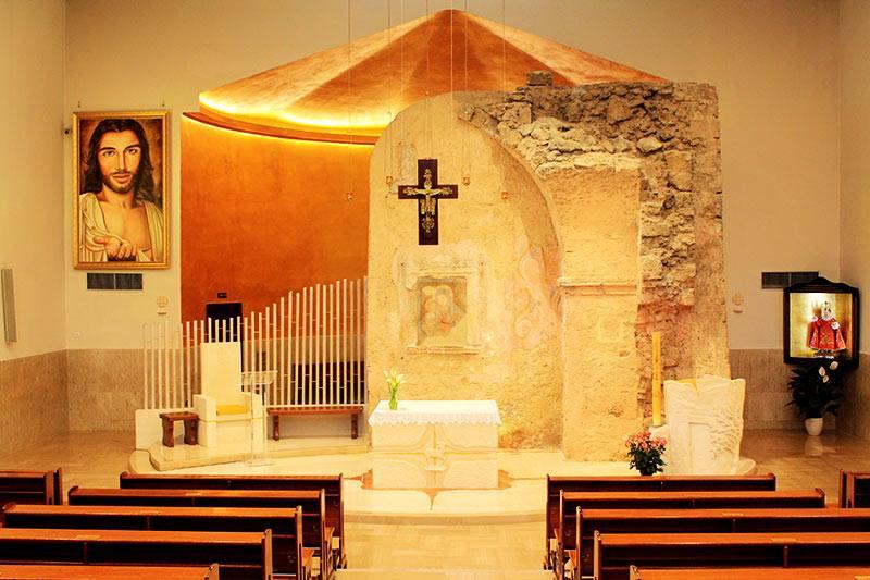 Piccolo Ufficio Della Madonna : Santuario u cmaria madre della chiesau d u jaddico brindisi il bene