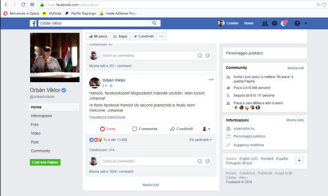 ORBANO FB