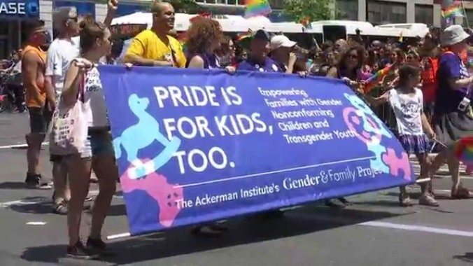 PRIDE FOR KIDS