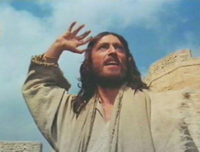 Gesù adirato