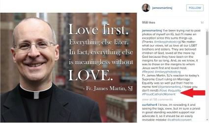 Fr James Martin same sex marriage 02
