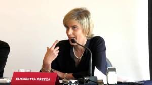 ELISABETTA FREZZA parla