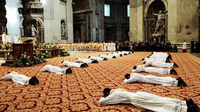 Vaticano-ordinazioni