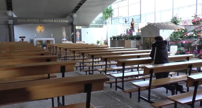 ROSA MISTICA - MATER ECCLESIAE Chiesa Fontanelle