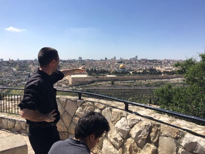 DON FRANCESCO Gerusalemme